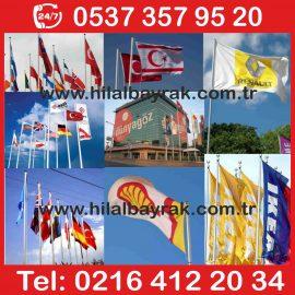 Gönder Bayrağı ümraniye gönder bayrak bayrakları gönder bayrak satışı gönder bayrak imalatı
