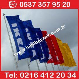 Gönder Flama Bayrağı ümraniye gönder bayrak bayrakları gönder bayrak satışı gönder bayrak imalatı